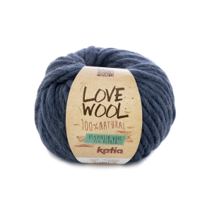 KATIA Love Wool 125 - dżins